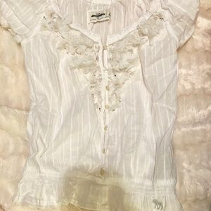 Other - Abercrombie girls blouse